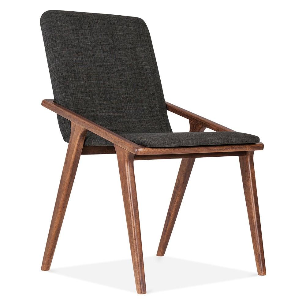 Cult living flight dining chair in dark grey cult for Dining stools