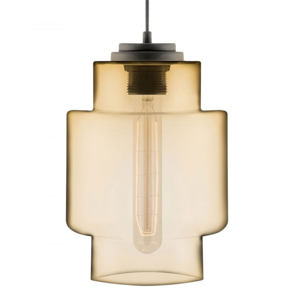 edison industrial jupiter modern pendant light  cult furniture - edison industrial jupiter pod modern pendant light  amber ‹
