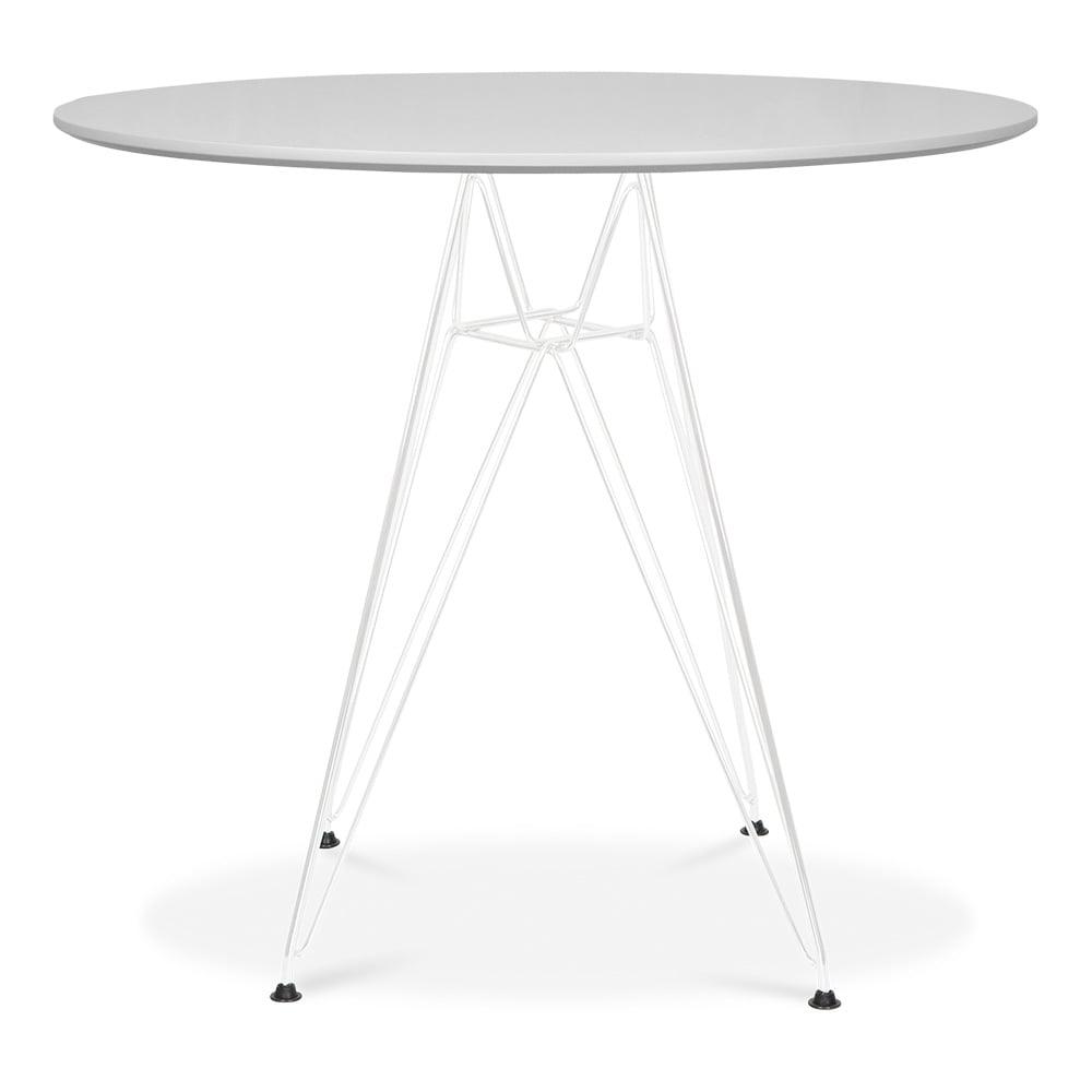 light grey charles eames round dsr table light grey 90cm cul