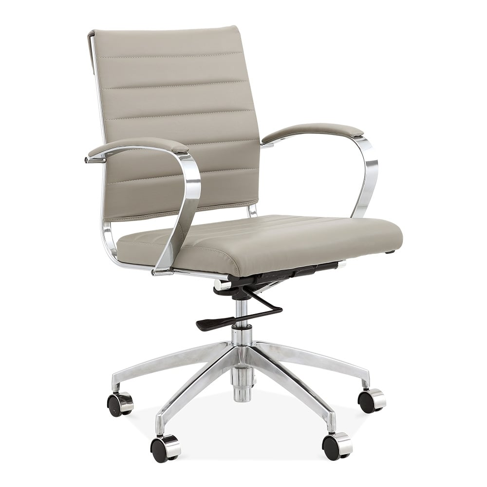 Office Chairs Clearance: Cult Living Deluxe Grey Office Chair