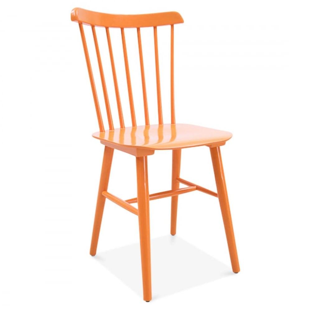 Cult Living Windsor Juliane Chair   Orange