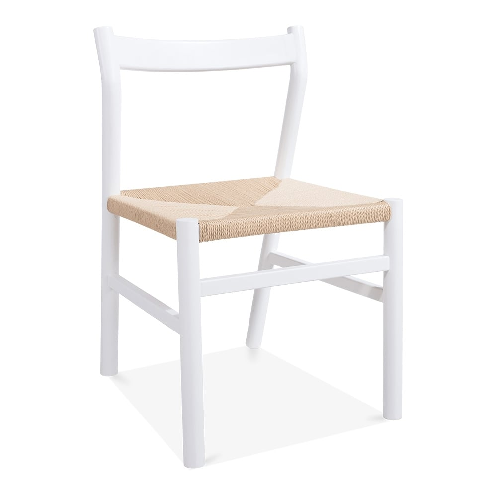 Dining Chairs Clearance: Cult Design Knightsbridge Dining Chair In White With