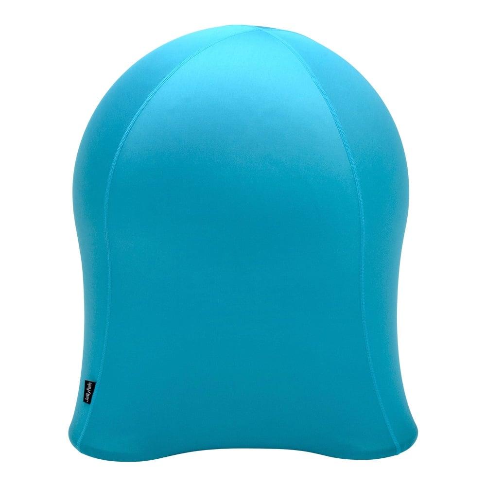 jellyfish balance ball chair turquoise