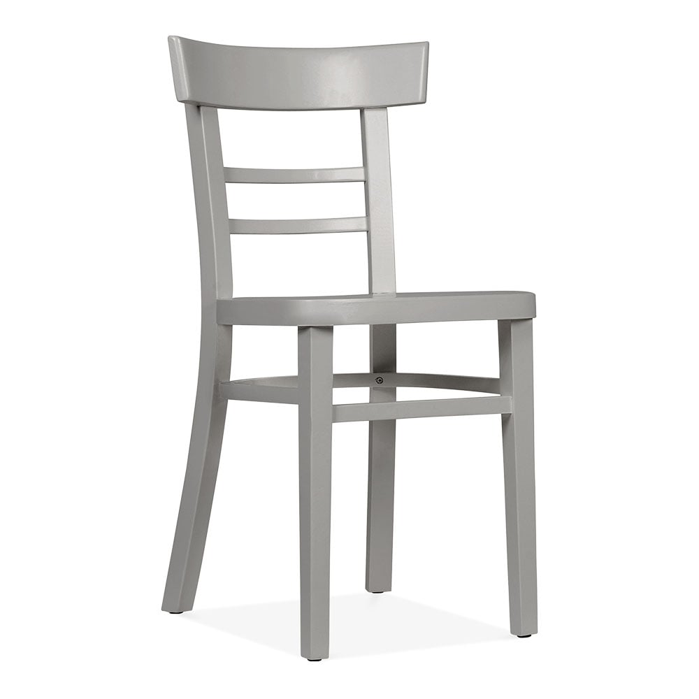 cult living leena wooden dining chair grey cult furniture uk. Black Bedroom Furniture Sets. Home Design Ideas
