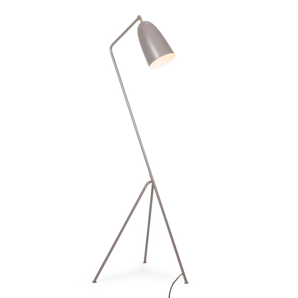 grasshopper metal floor lamp grey cult furniture. Black Bedroom Furniture Sets. Home Design Ideas