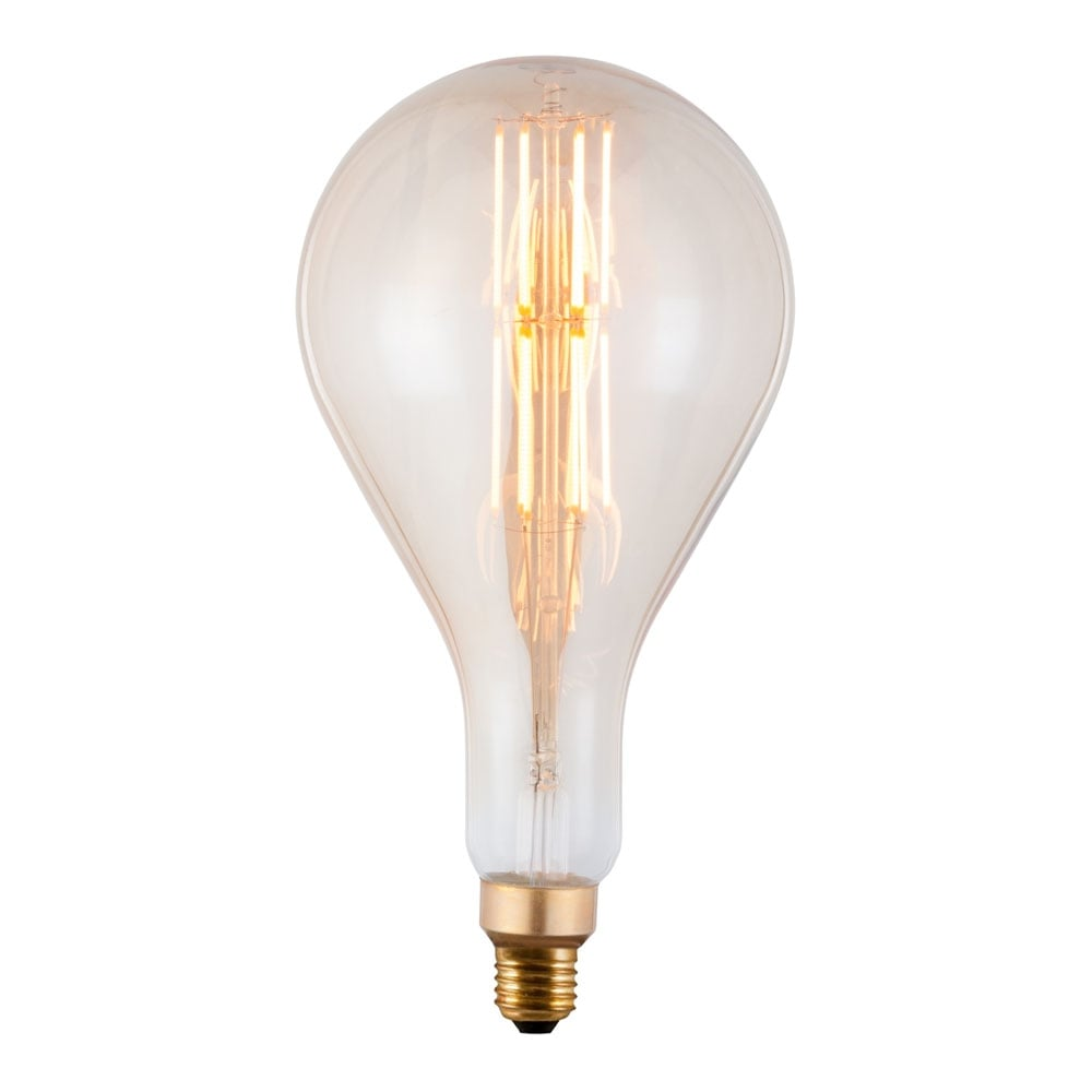 Furniture Light Bulbs Beautiful Photo Led Light Bulbs For: Extra Large LED E27 PS160 Filament Light Bulb