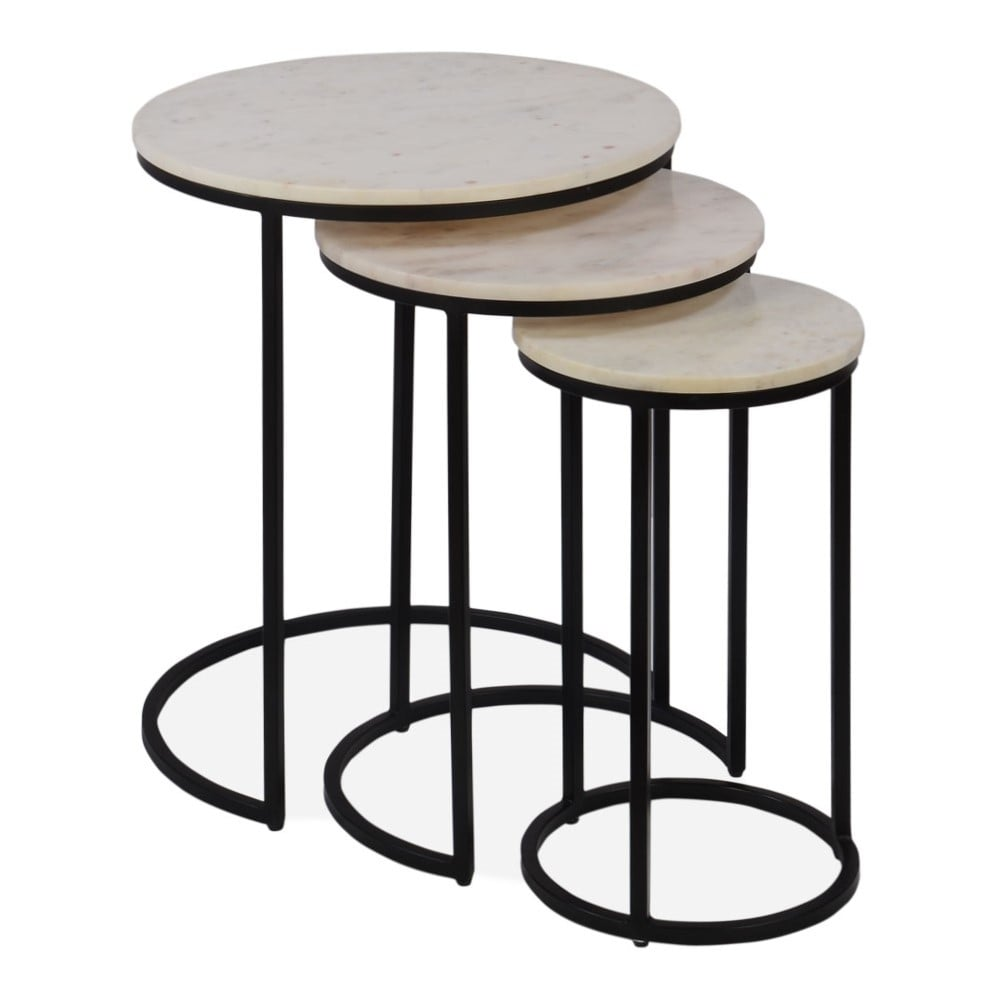 Contemporary Marble Kitchen Tables With Stools