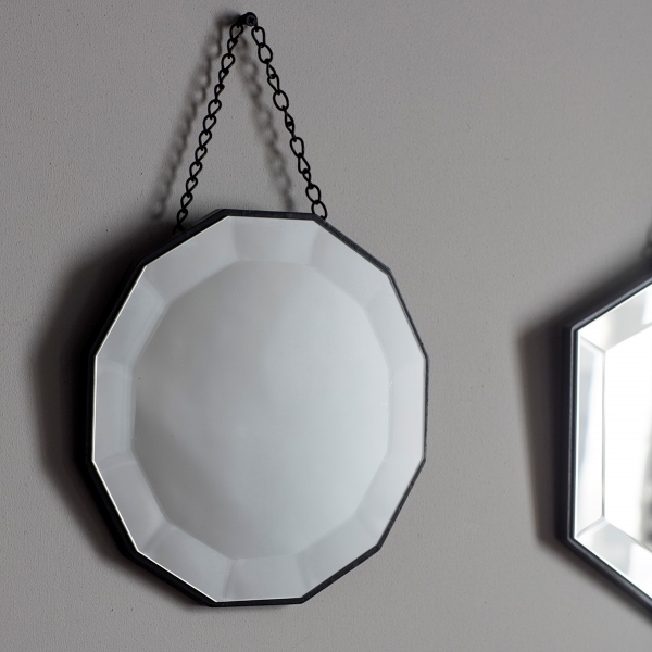 Home Furniture Diy Vintage Style, How To Hang Vintage Mirror On Chain